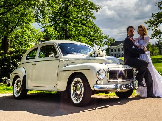 Volvo trouwAuto huren overijssel